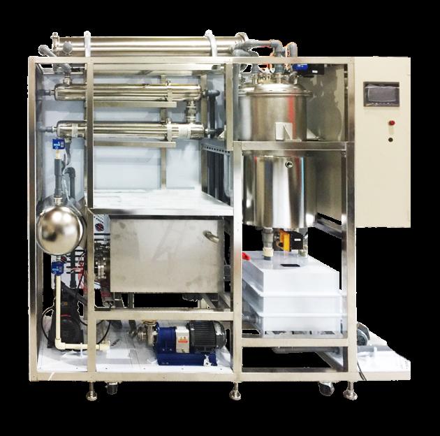 蒸餾薄膜系統 2