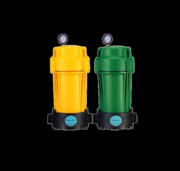 能量反洗淨化過濾器 2
