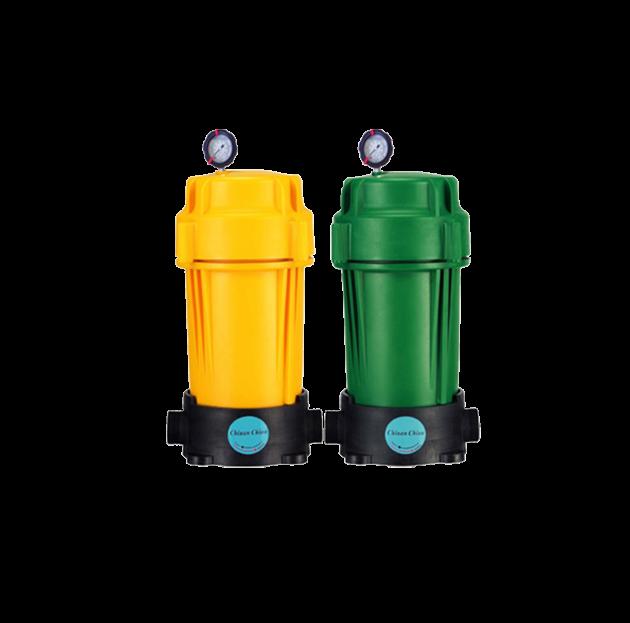 濾大師反洗淨化過濾器 2